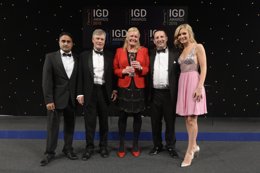 IGD Awards Supply Chain Excellence