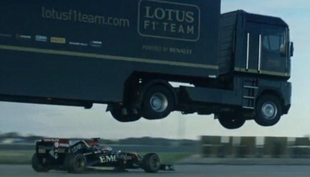 Lorry Jump