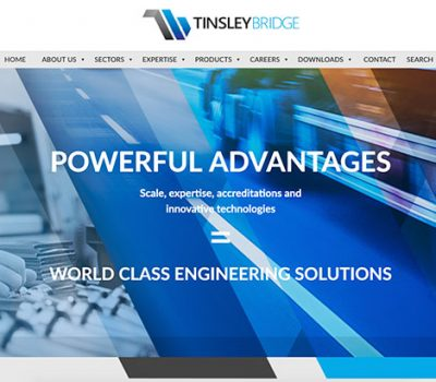 Tinsley Bridge launches new website