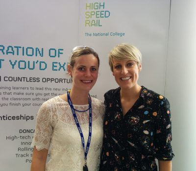 International women in engineering week with steph mcgovern