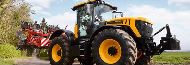JCB Fastrac 4000 Tractor