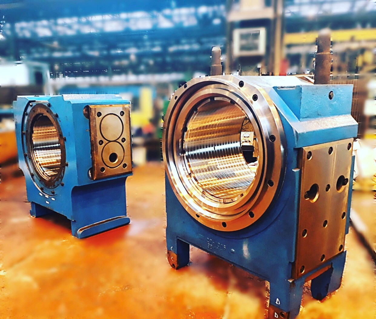 Steel Rolling Mill Chock Assembly