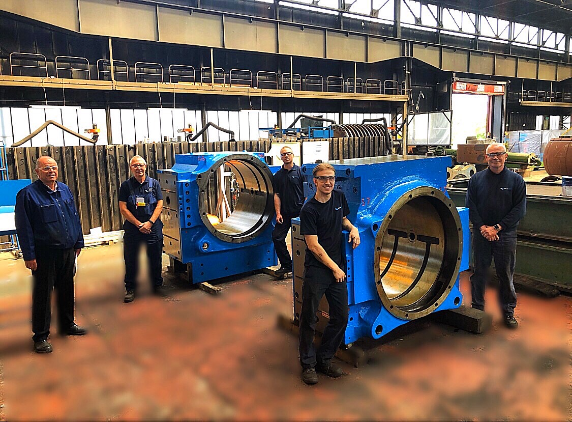 steel mill equipment