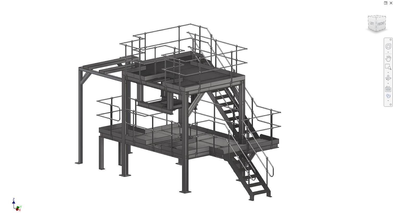 Design, Manuafacture, Installation Project